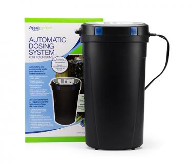 AUTO DOSING SYSTEM FOR FOUNTAINS