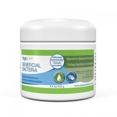 BENEFICIAL BACTERIA FOR PONDS (DRY) 4.4 OZ