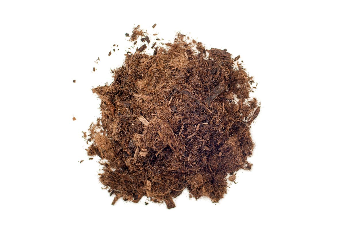 Ground Redwood Bark Landscaping Materials Gardening Supplies San